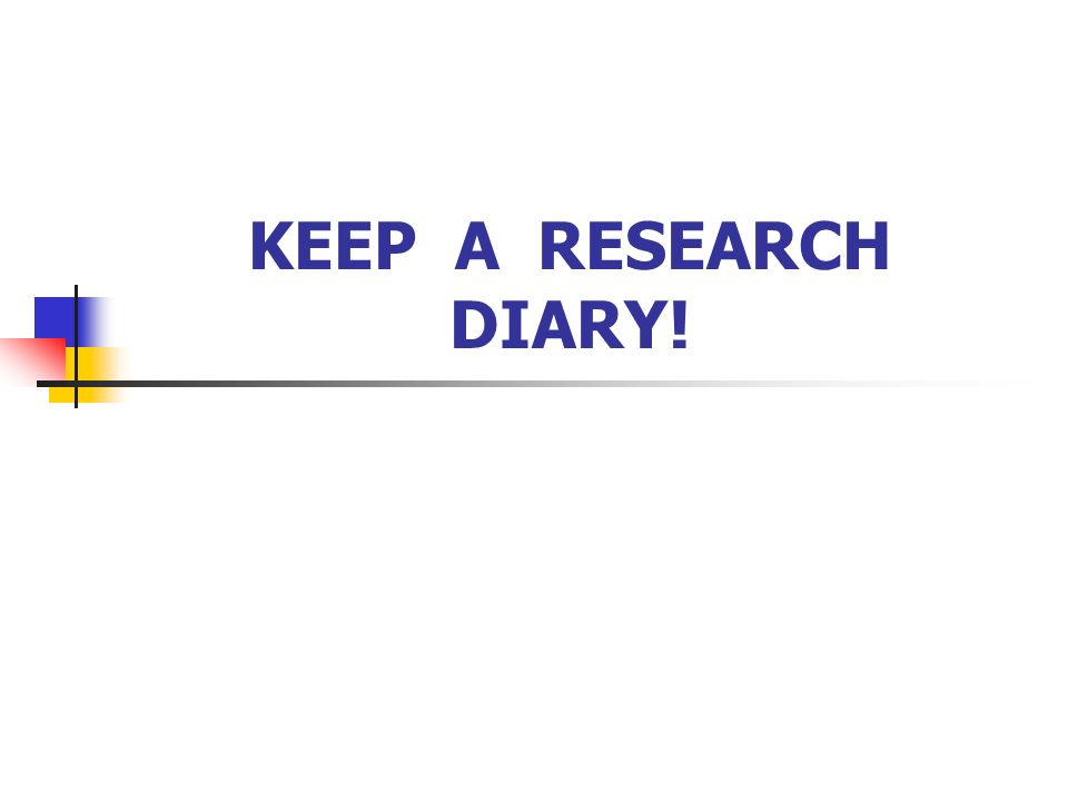 HOW TO CHOOSE A RESEARCH TOPIC While reading, try and list questions that you are curious about. THIS MUST BE DONE RIGHT THROUGH THE RESEARCH PROCESS,