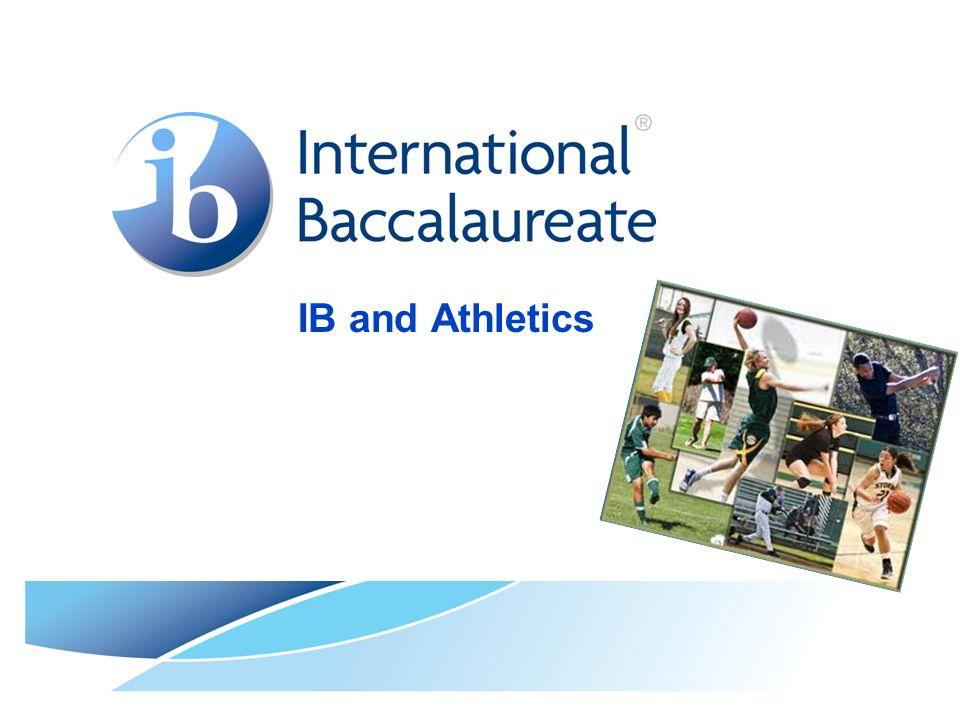 IB and Athletics