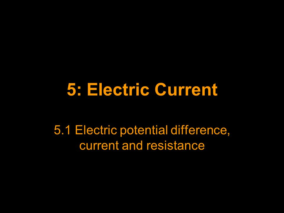 Electric Circuits The instant a circuit is turned on, an electrical field develops (moving through the circuit at about the speed of light).