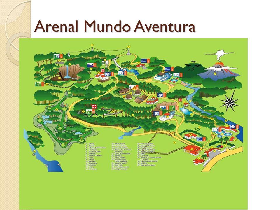 Arenal Mundo Aventura