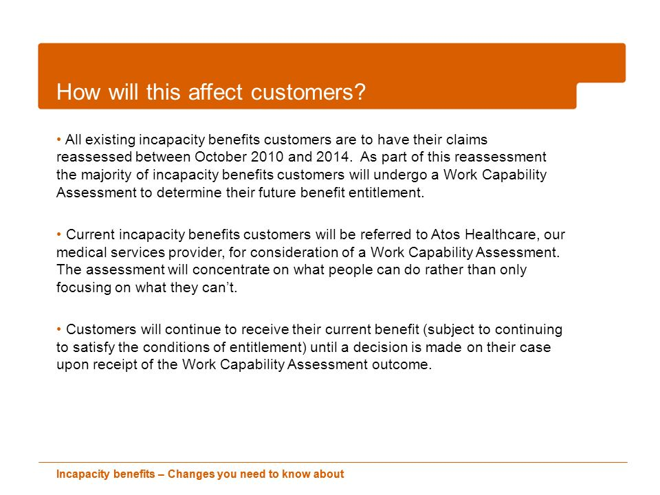How will this affect customers.