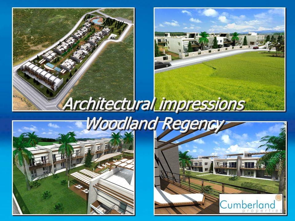 27 Architectural impressions Woodland Regency