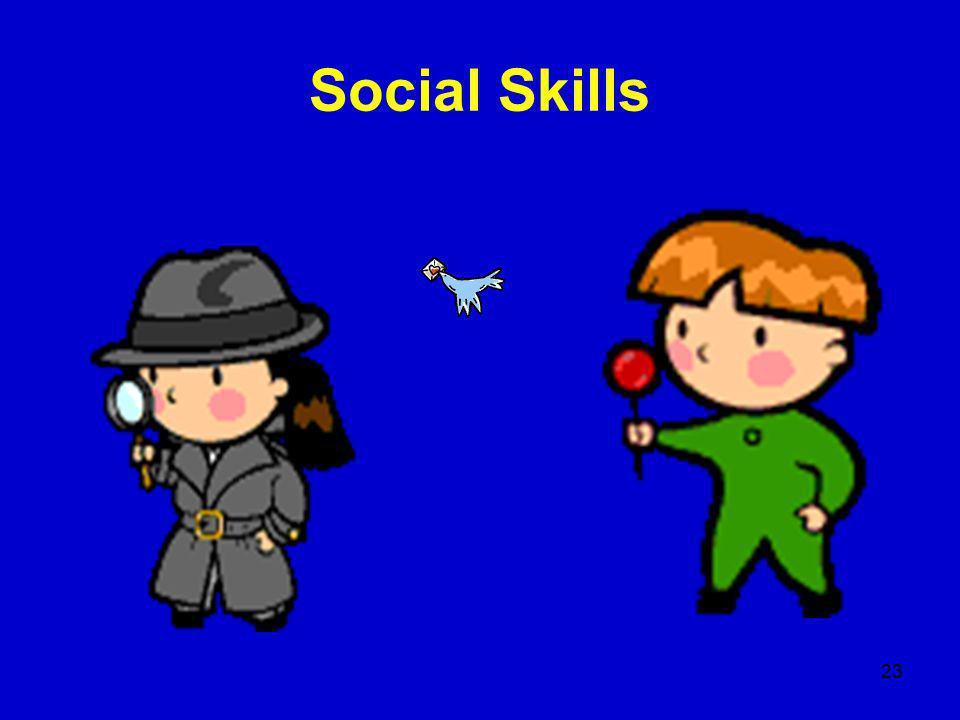 23 Social Skills