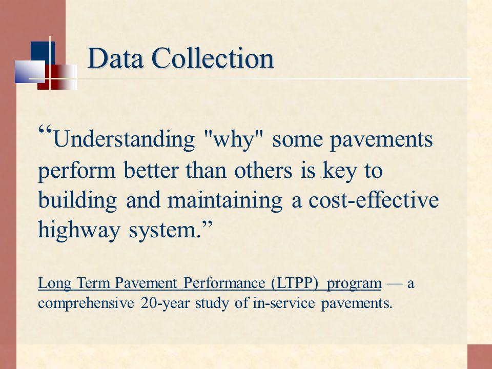 Data Collection Understanding