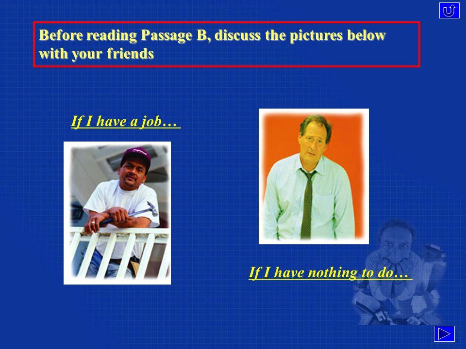 Passage B Think About ItThink About ItThink About ItThink About It Read About ItRead About ItRead About ItRead About It