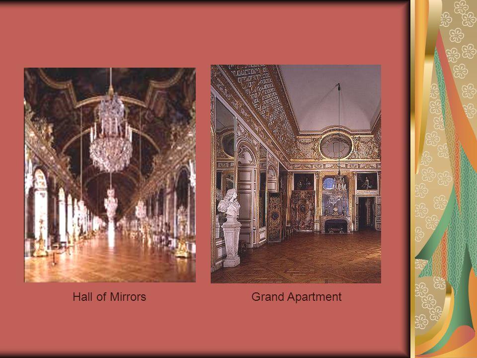 Hall of MirrorsGrand Apartment