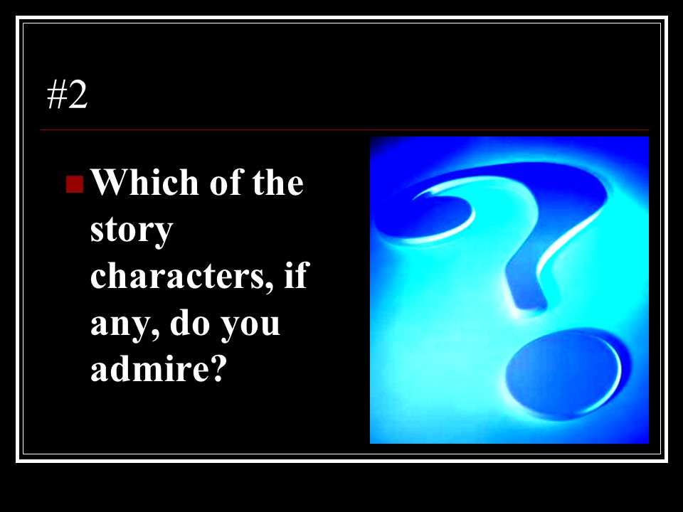 Answer #8 The war for the Europeans was a duty, not a glorified action.