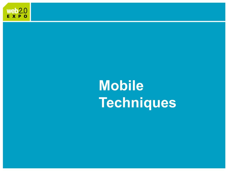 Mobile Techniques
