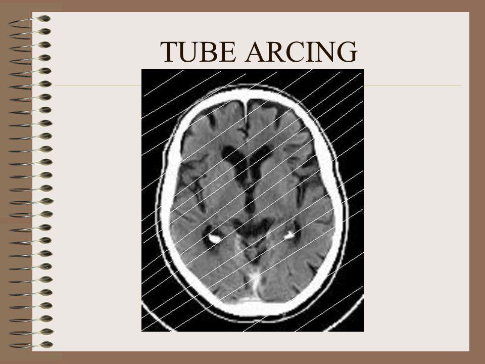 TUBE ARCING
