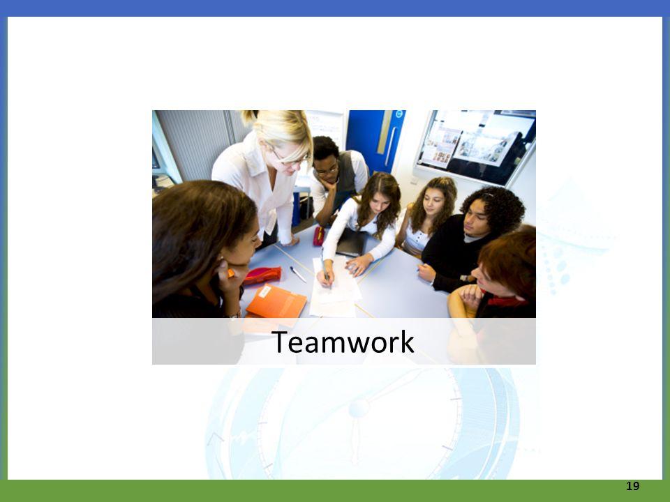 Teamwork 19