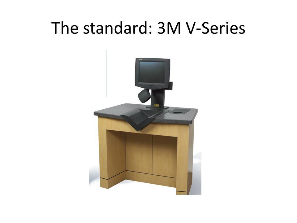 The standard: 3M V-Series