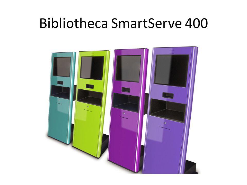 Bibliotheca SmartServe 400