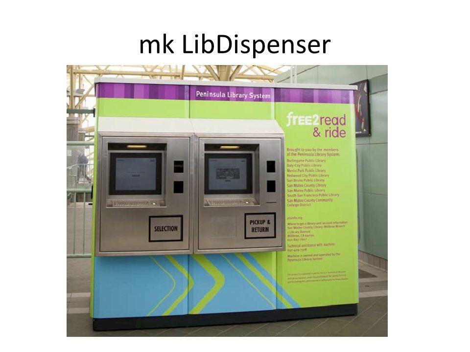 mk LibDispenser