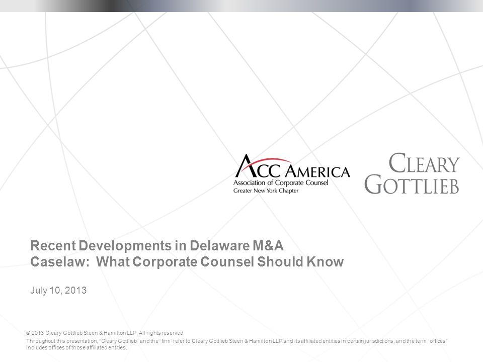 Presentation Overview 2 CaseIssue Siga v.