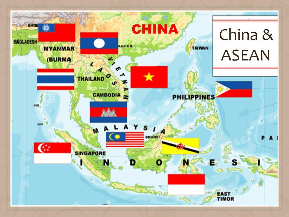 CHINA China & ASEAN