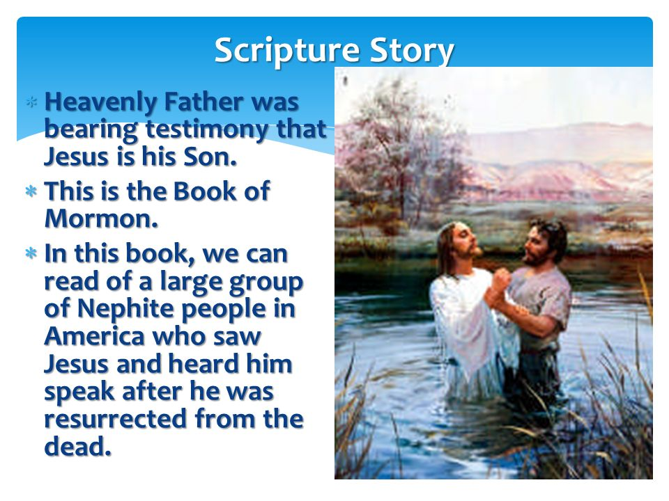 When Jesus was baptized, who spoke from heaven and said, This is my beloved Son, in whom I am well pleased? When Jesus was baptized, who spoke from he