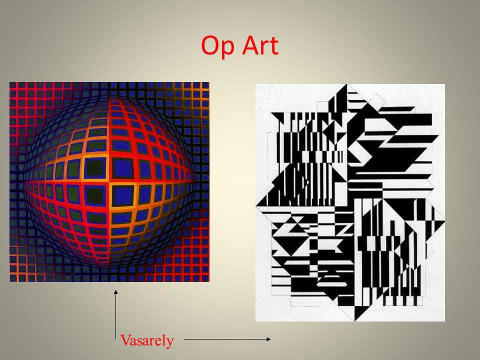 Op Art Vasarely