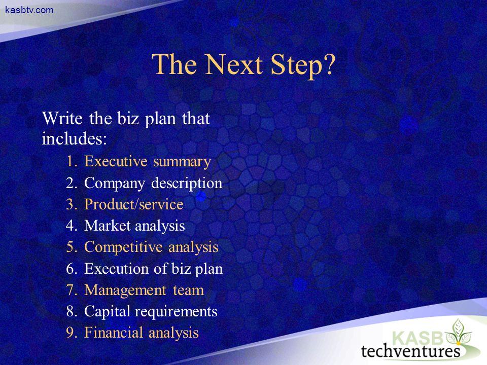 kasbtv.com The Next Step.