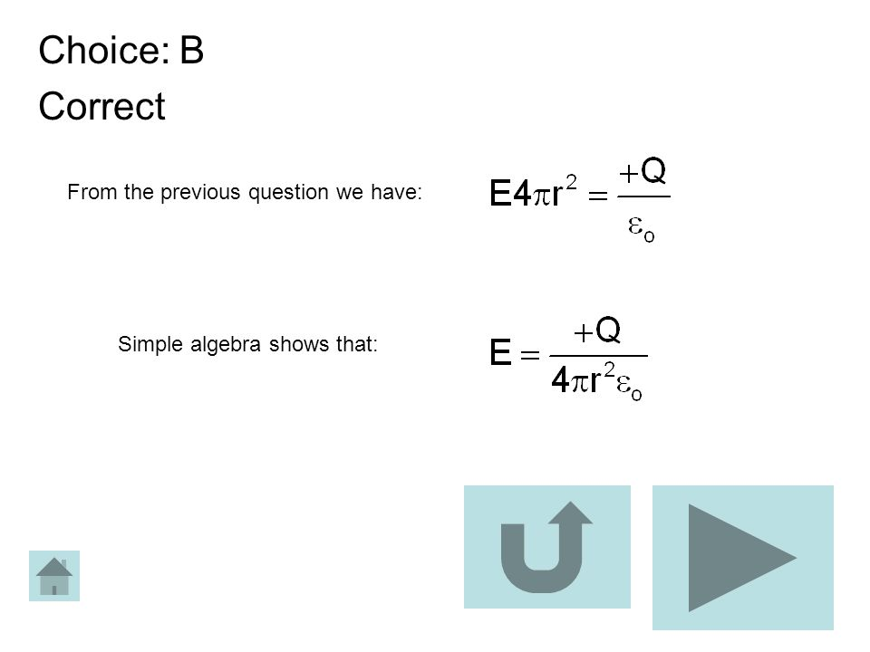 Choice: B Correct From the previous question we have: Simple algebra shows that: