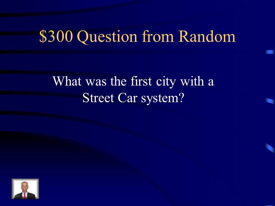 $200 Answer from Random Pink Eye.