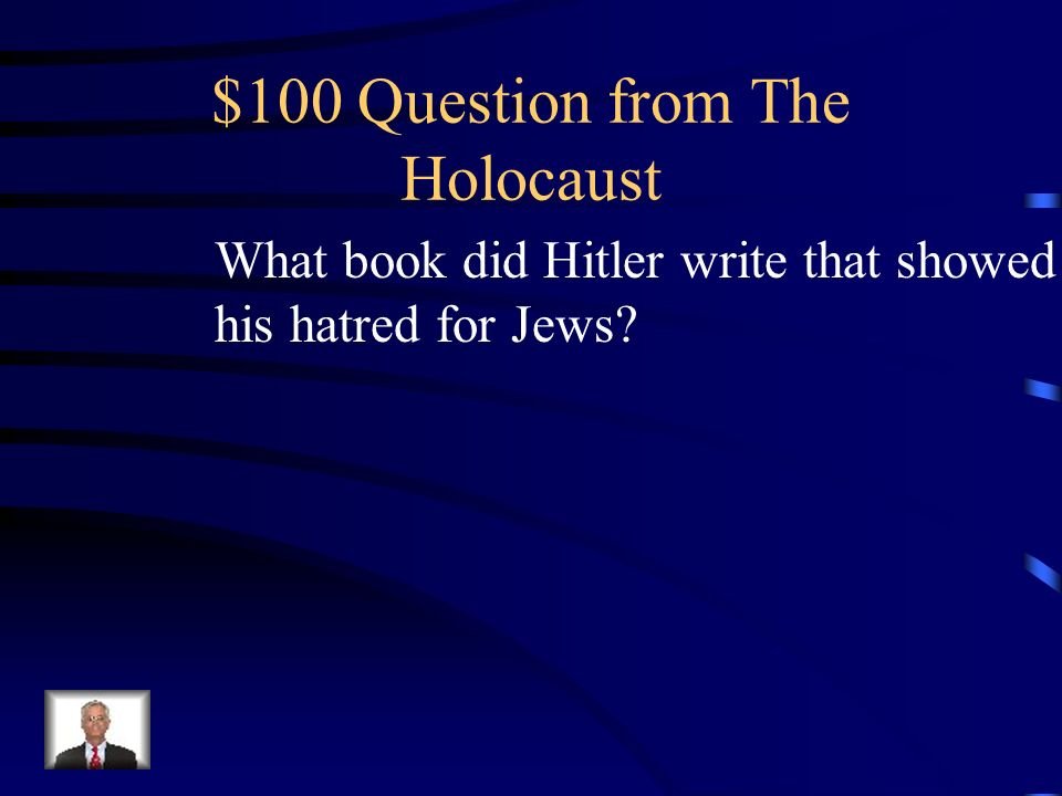 $500 Answer from Towards Victory Who was Emperor Hirohito