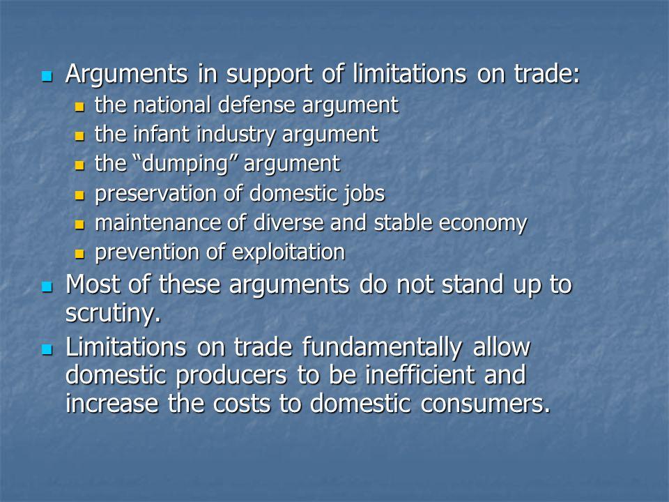 Part B: Tariffs A tariff is a tax on an import.