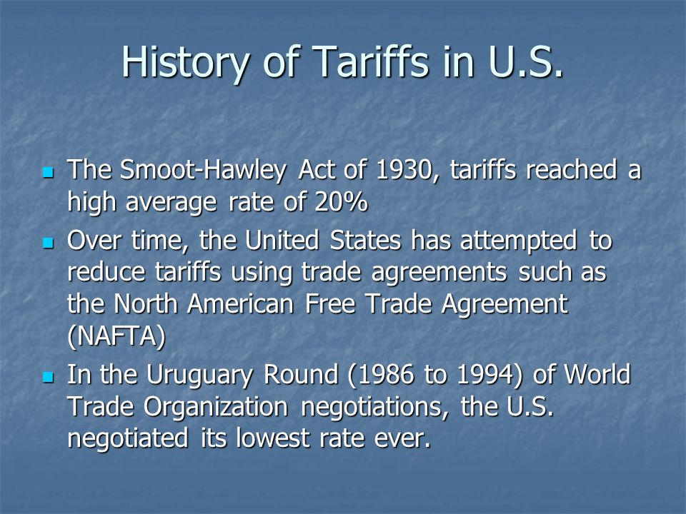Barriers to Trade Activity 51 The free trade movement started about 200 years ago.