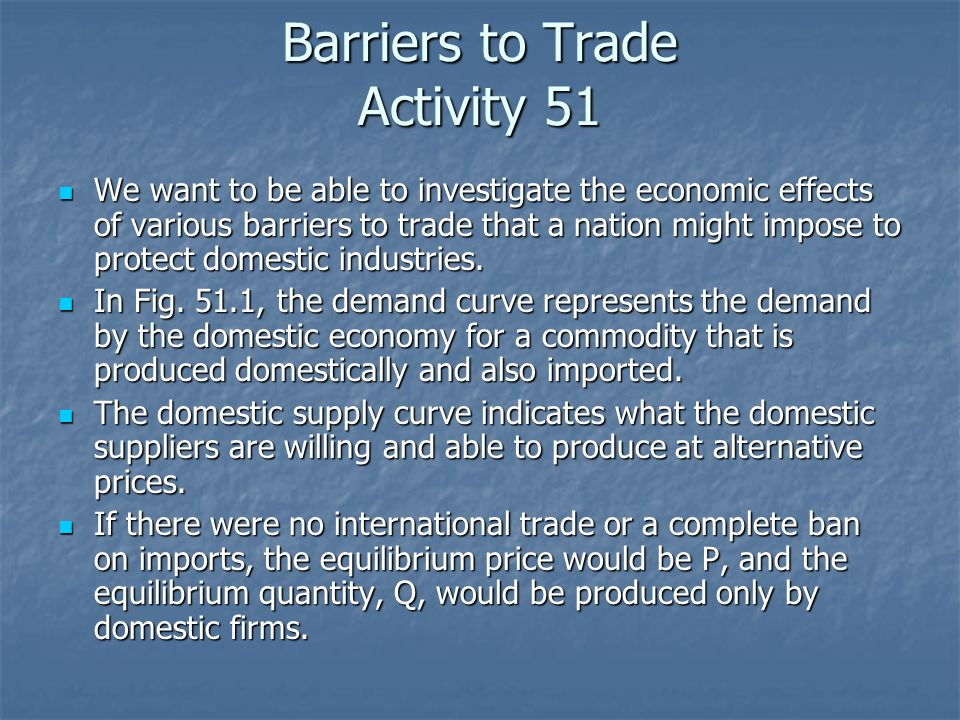 6.What are the similarities between the effects of a quota and those of a tariff.