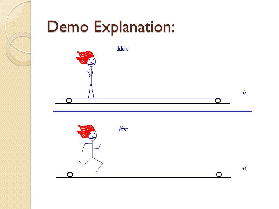 Demo Explanation: