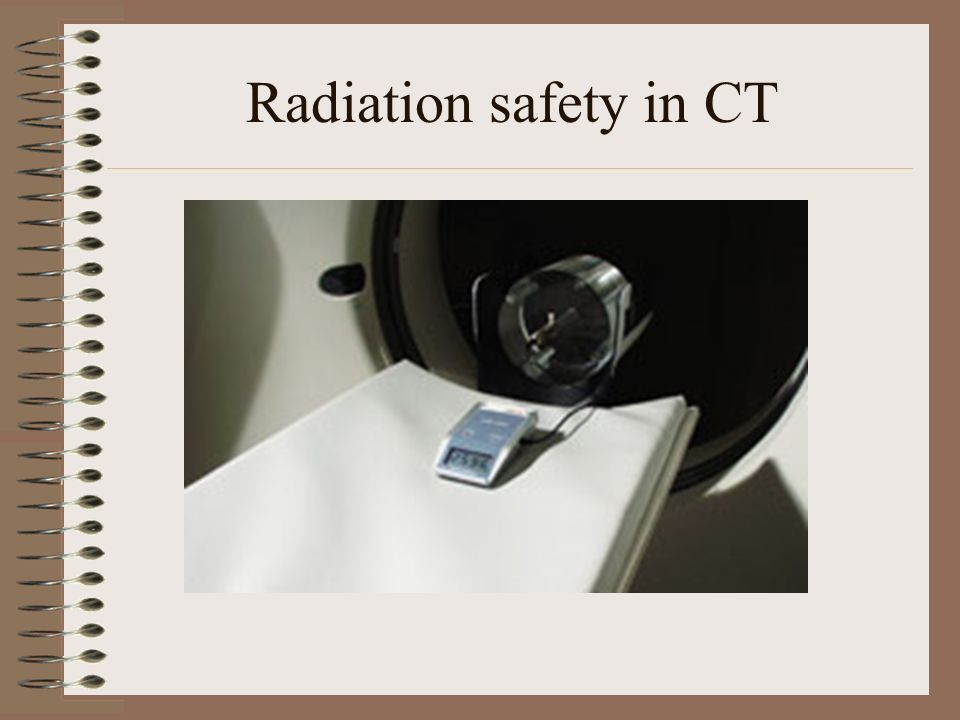 RADIATION DOSES DURING CT EXAMS ARE CLASSIFIED AS: LOW DOSE RADIATION AS COMPARED TO DOSES GENERATED FROM NUCLEAR EVENTS