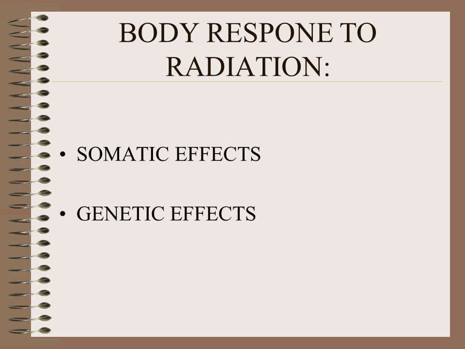 RADIOLOGIC UNITS (CUSTOMARY) EXPOSURE, INTENSITY ------ ROENTGEN (R) ABSORBED DOSE ----------- RADIATION ABSORBED DOSE (rad) DOSE EQUIVALENT --------- RADIATION EQUIVALENT MAN (rem)