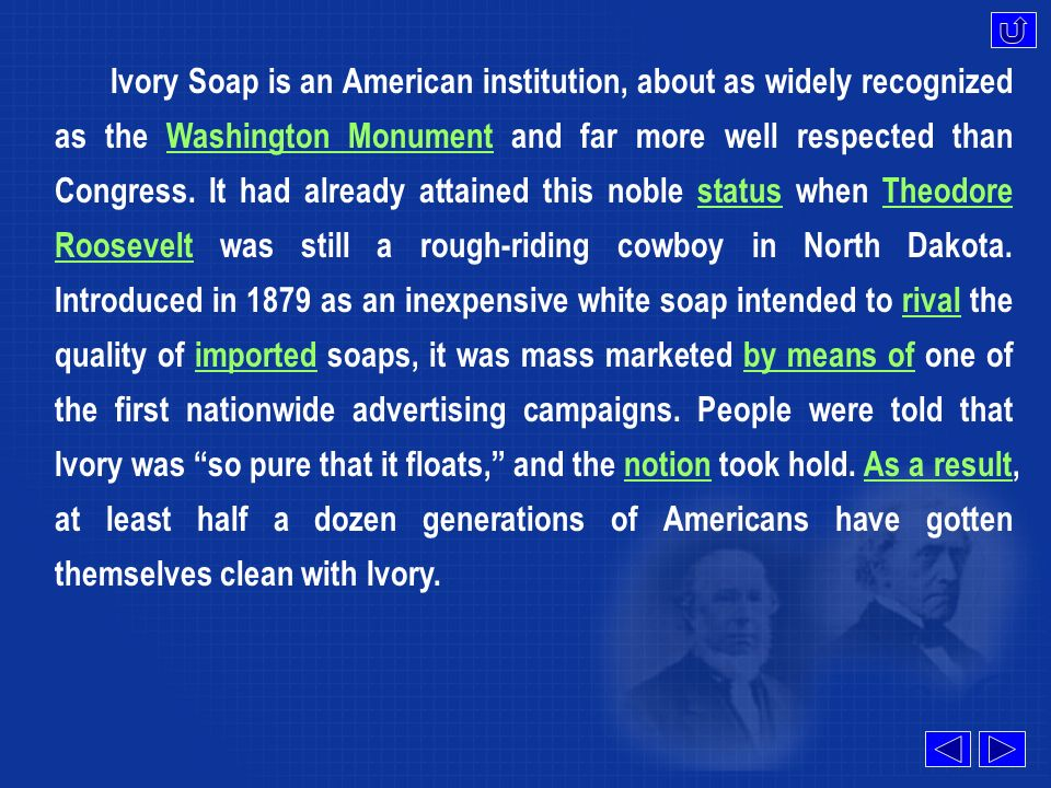 Bathtub Battleships from lvorydale American mothers have long believed that when it comes to washing out the mouths of naughty children, nothing beats Ivory SoapAmerican mothers have long believed that when it comes to washing out the mouths of naughty children, nothing beats Ivory Soap (a registered trademark of the Proctor & Gamble Company).