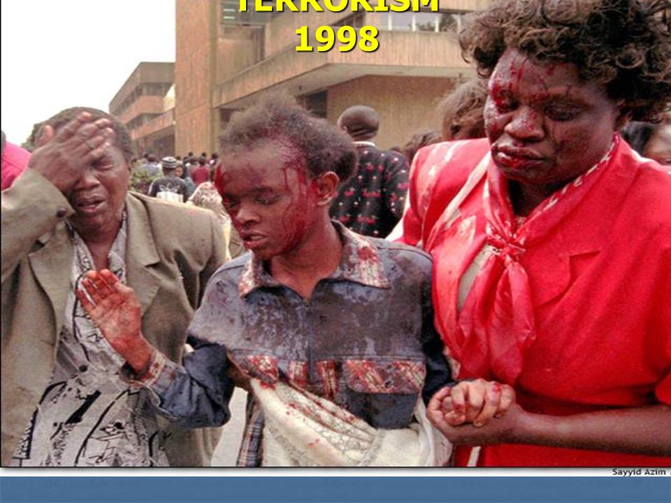 TERRORISM 1998