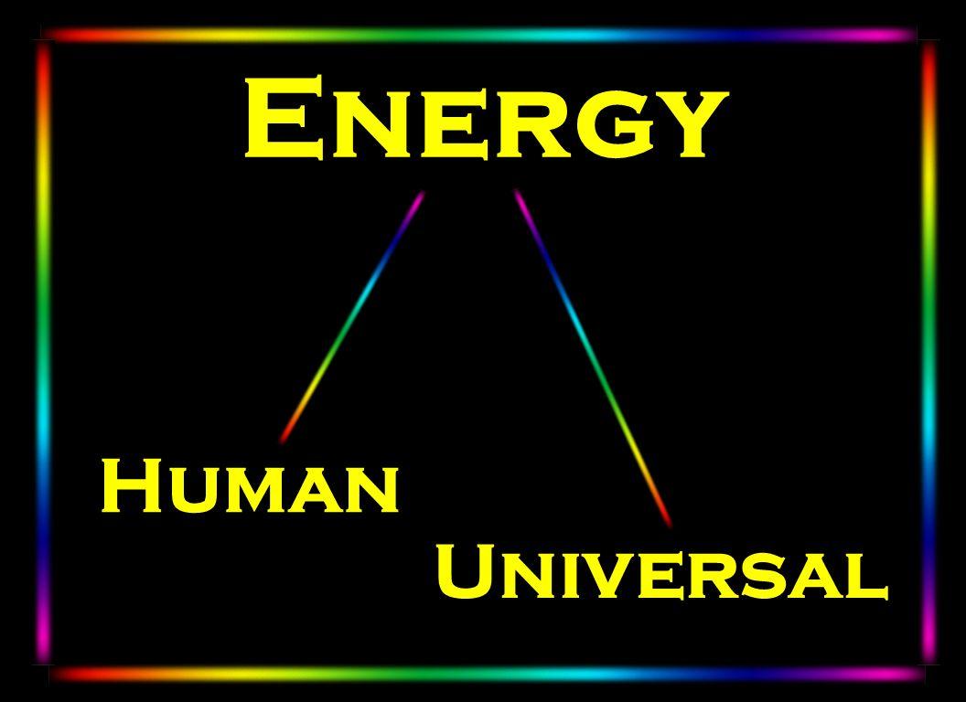 Energy Universal Human