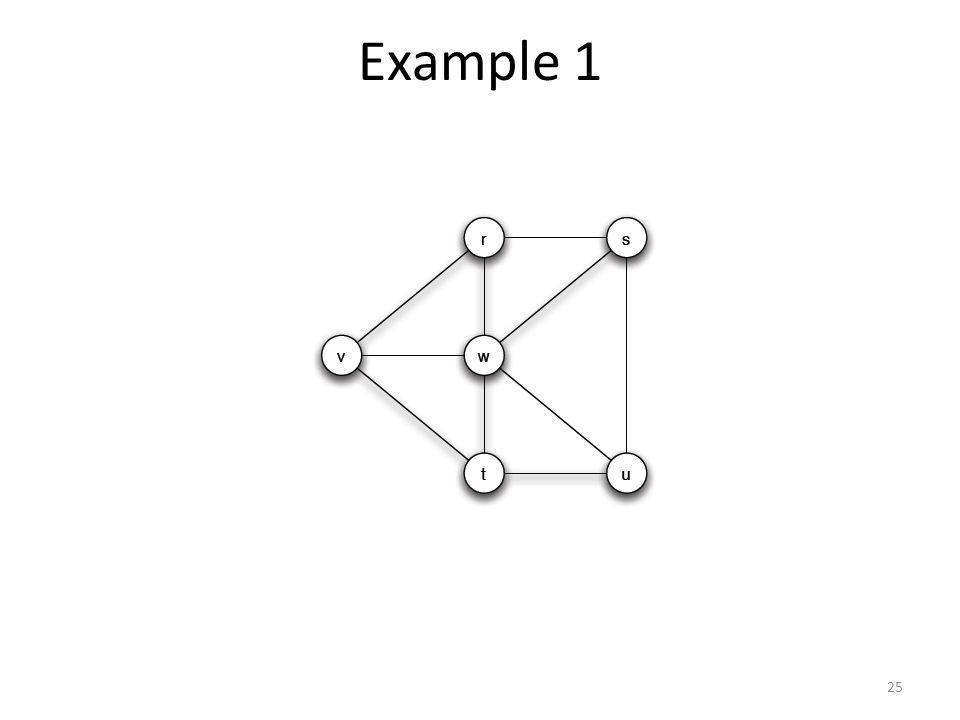 Example 1 25