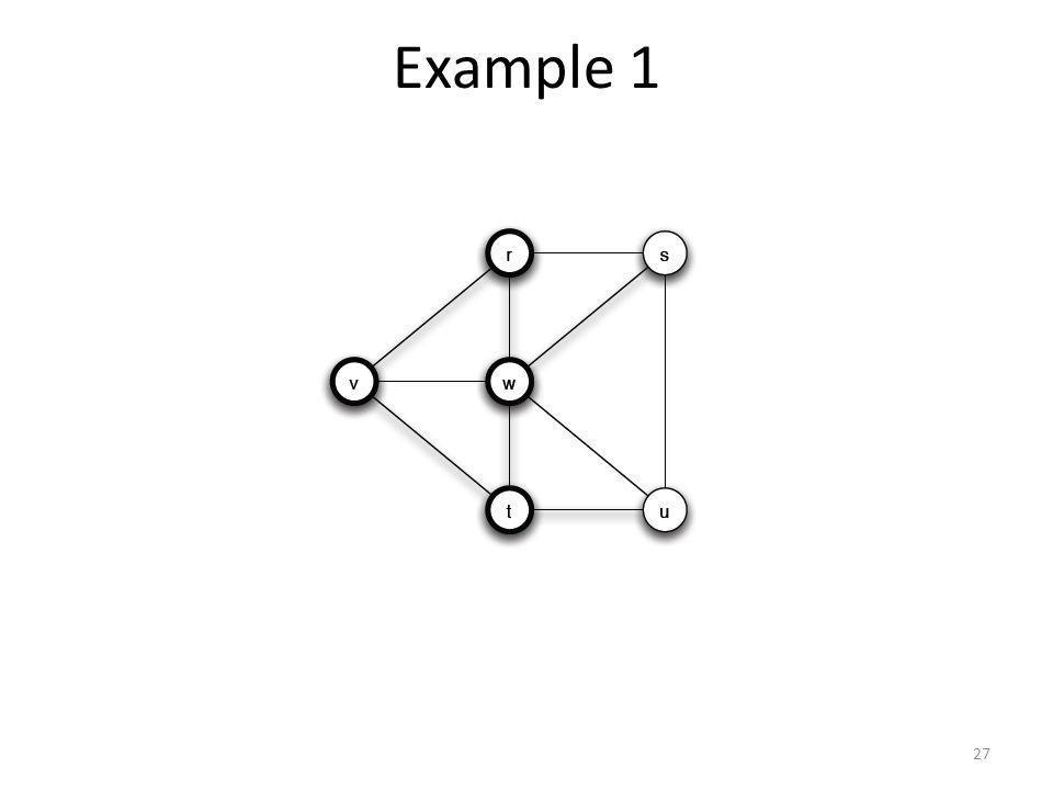Example 1 27