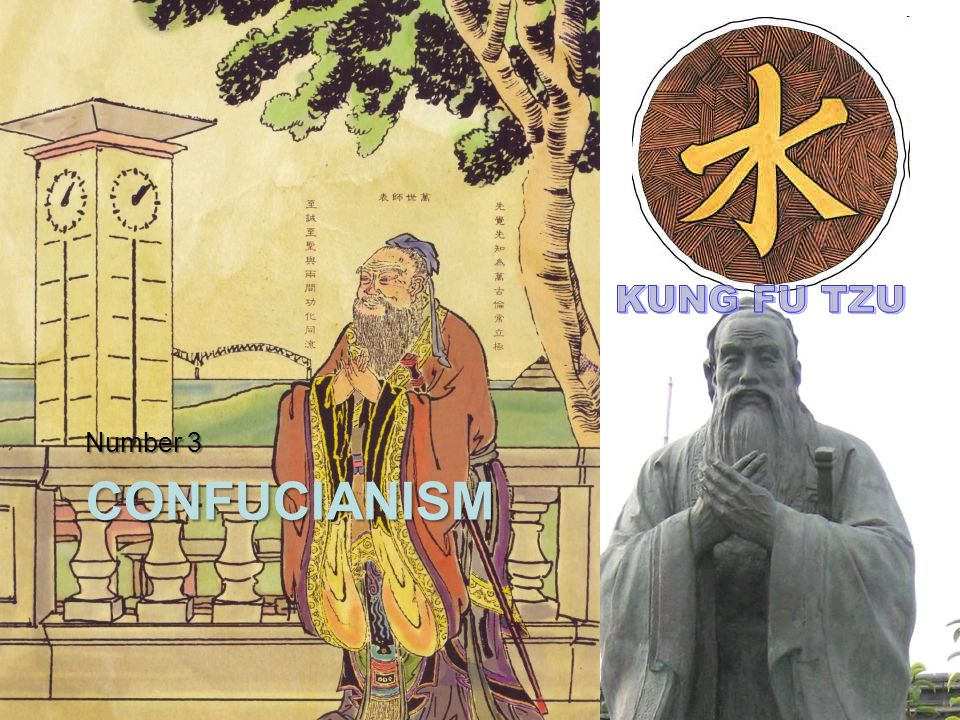 CONFUCIANISM Number 3