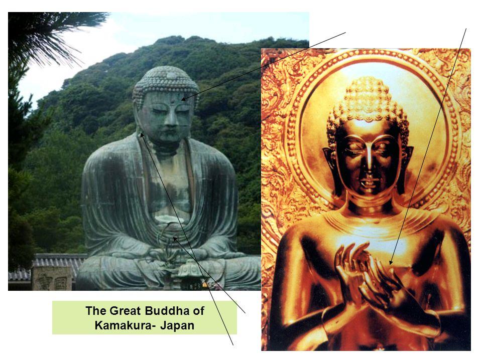 The Great Buddha of Kamakura- Japan