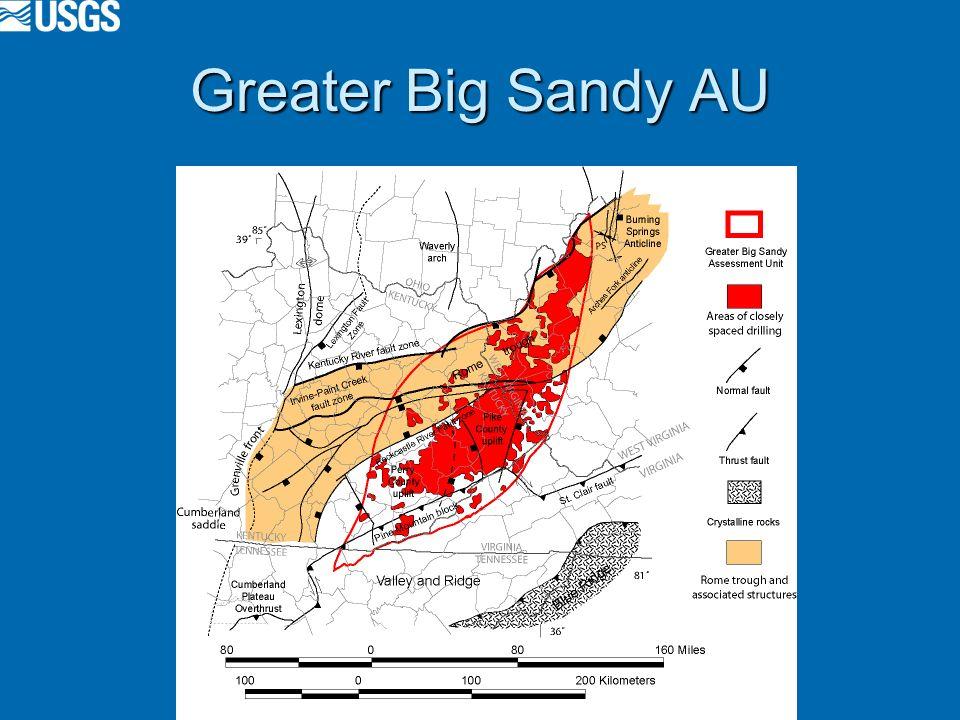 Greater Big Sandy AU