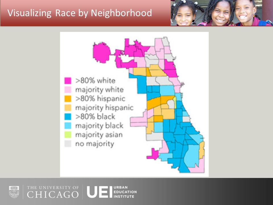 Visualizing Race by Neighborhood