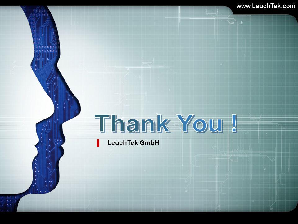 www.LeuchTek.com LeuchTek GmbH