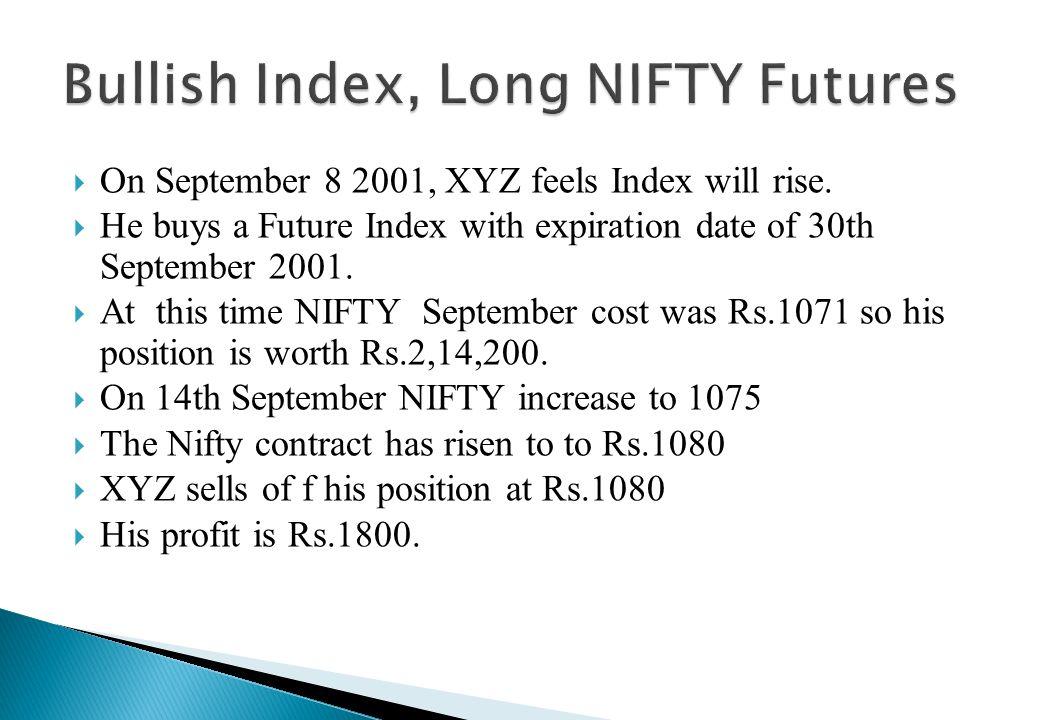 Long on Index 3 units: + 60 Short on Share 1 unit: -60