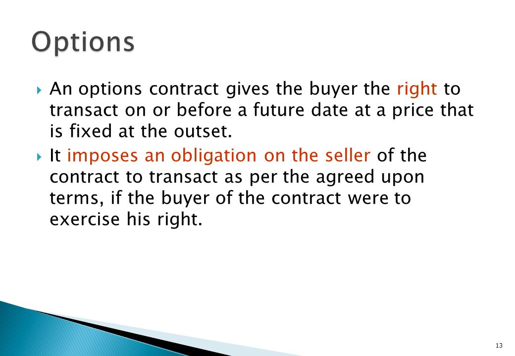 The only job of the potential buyer and seller while negotiating a contract, is to ensure that they agree on the price at which they wish to transact.