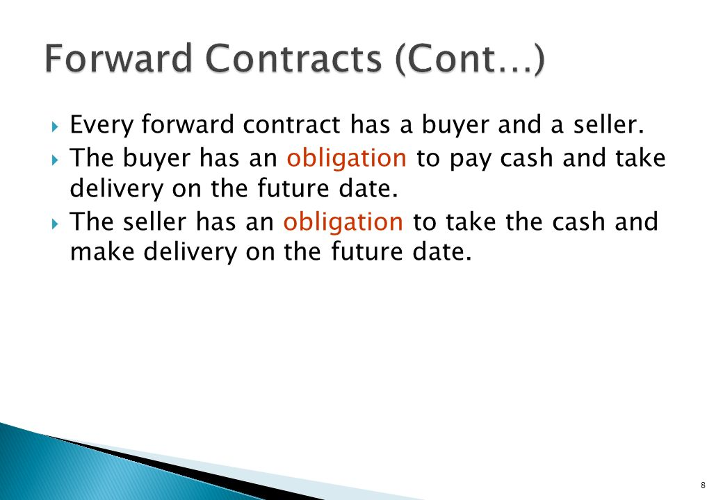 Thus derivatives facilitate Price Discovery.