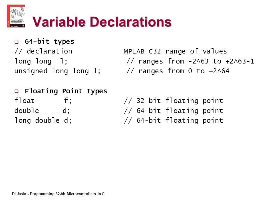 Di Jasio - Programming 32-bit Microcontrollers in C Logic Analyzer Output