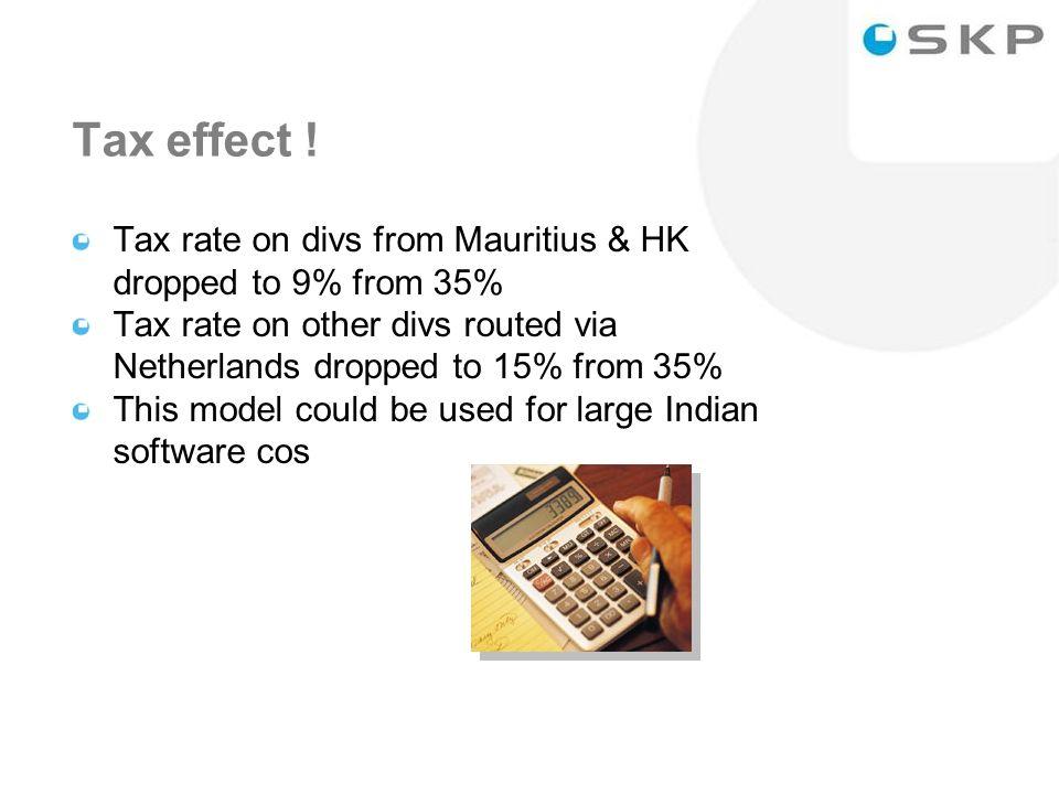 36 Tax effect .