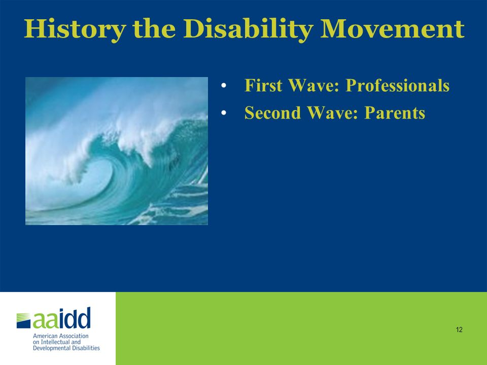 Disability Historical Understandings of Disability Personal Incompetence