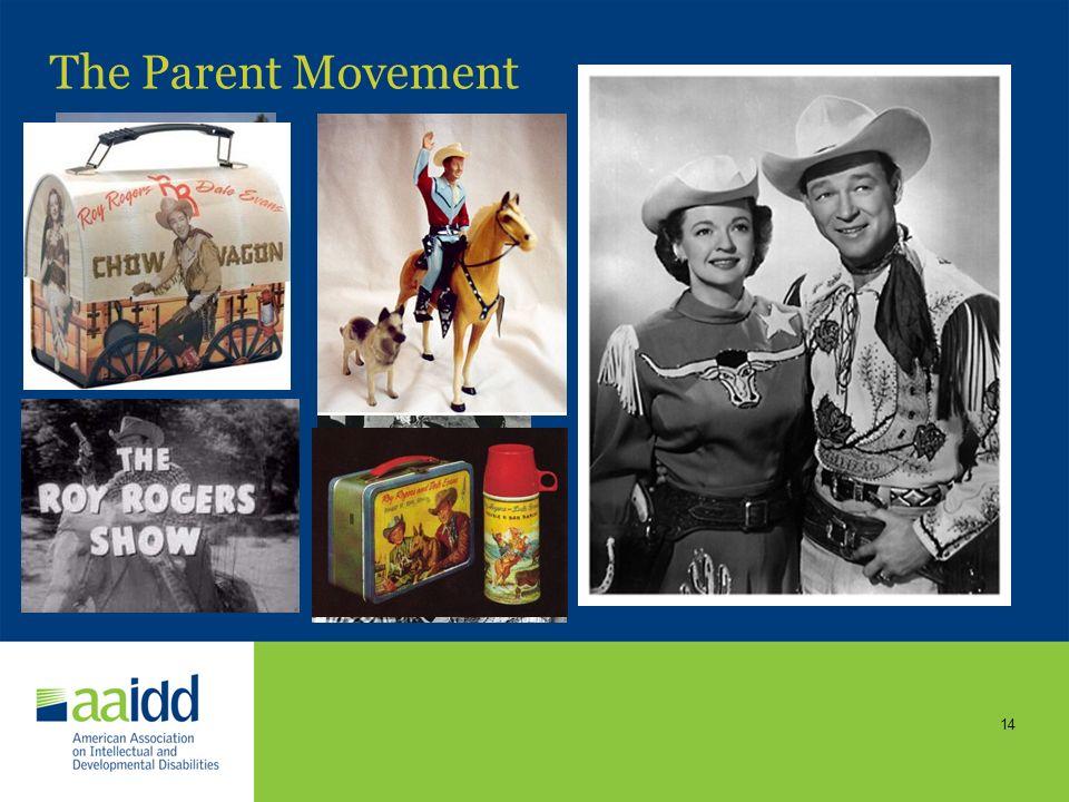 13 The Parent Movement