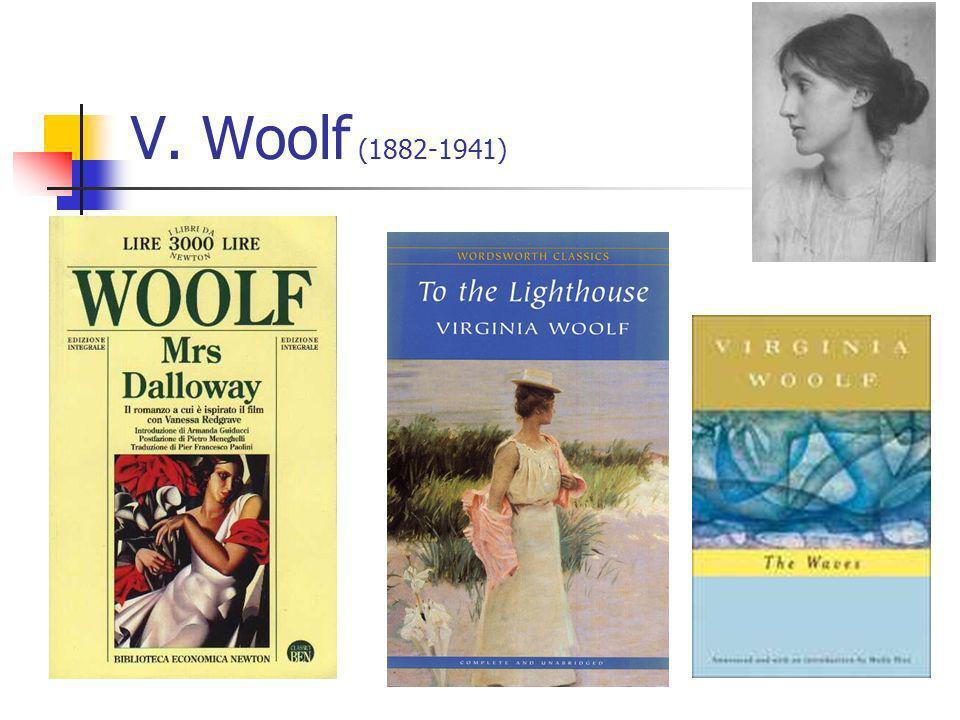 V. Woolf (1882-1941)