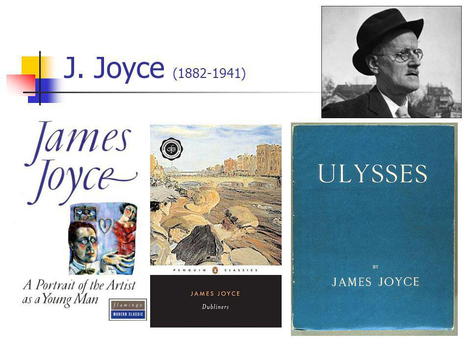 J. Joyce (1882-1941)